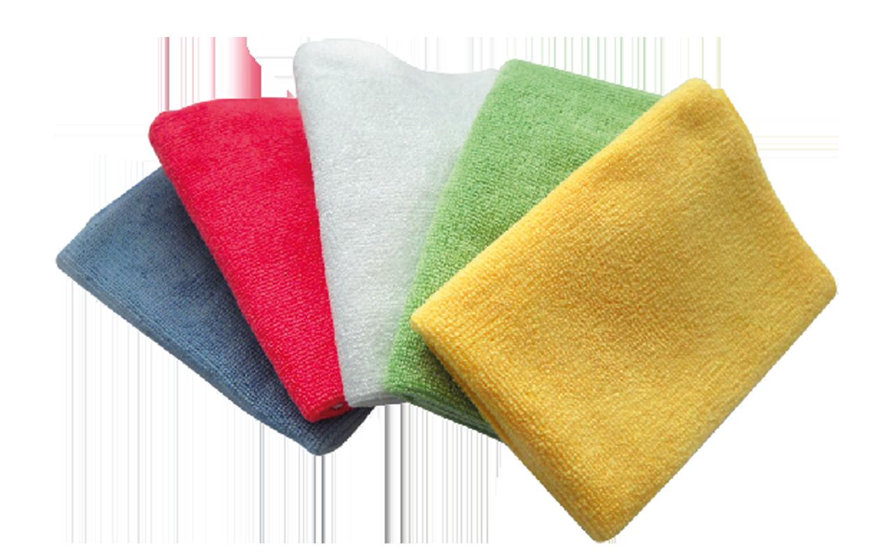 Panni Magici Colorati Kit Da 5 Pezzi