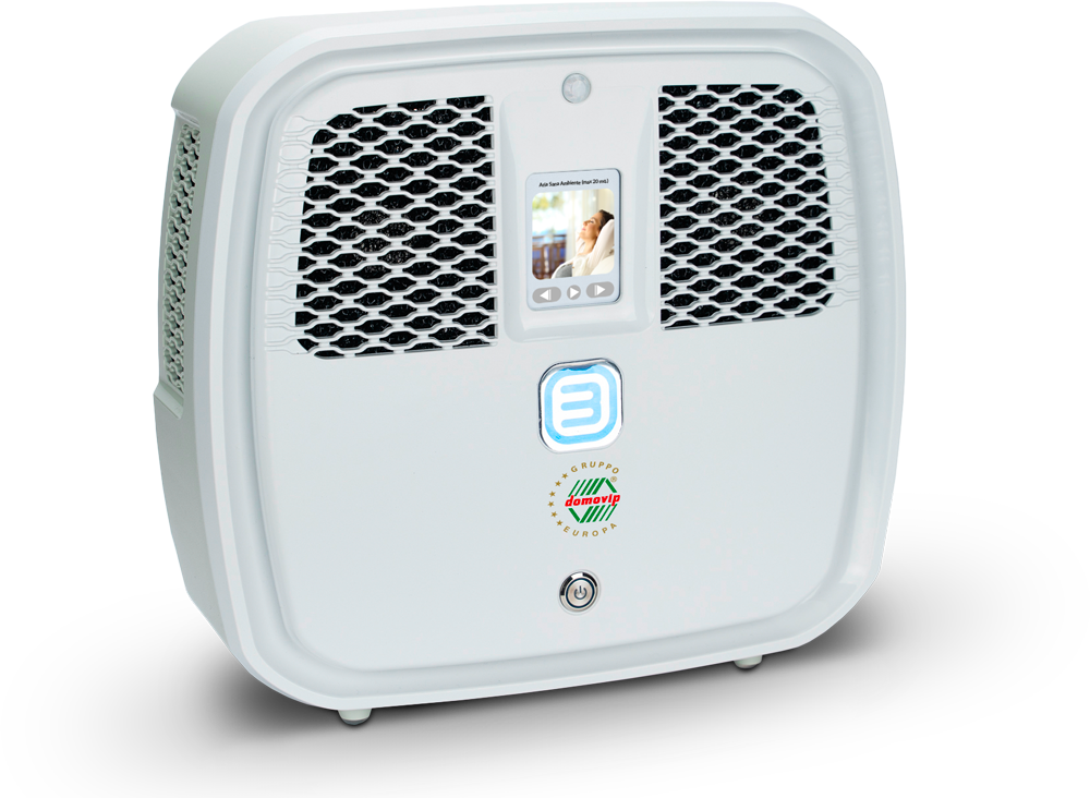 domozono purificatore sanificatore per casa e ambienti di lavoro contro virus e batteri
